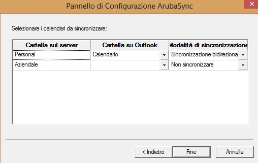Sincronizzare Calendario Outlook Android.Business Mail Aruba E Synthesis Sync Ml Sincronizzazione